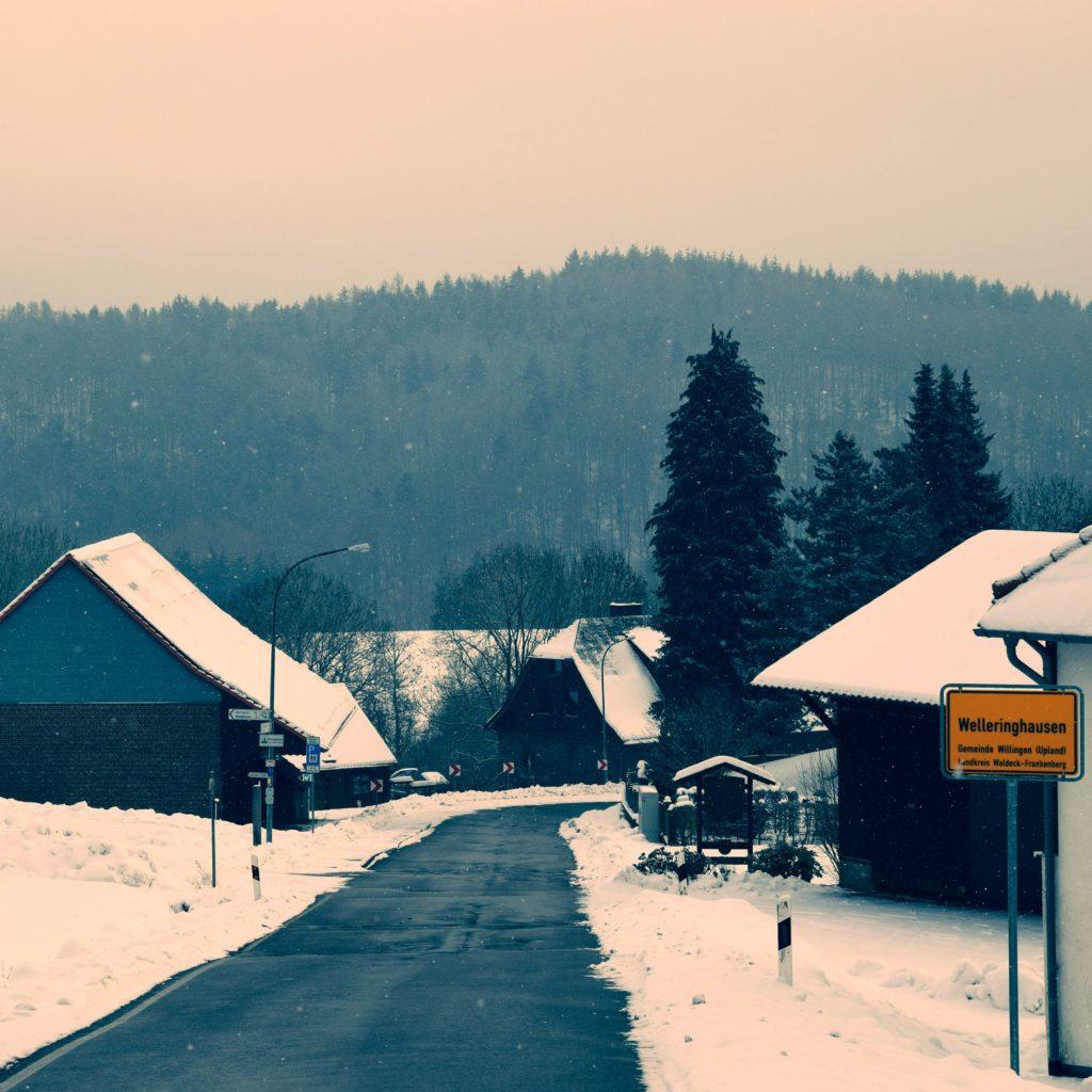 Ortseingang Welleringhausen